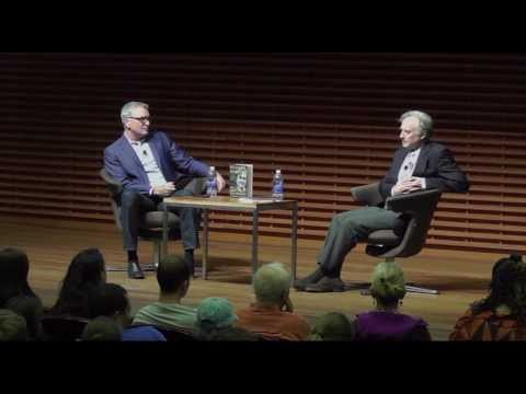 Richard - 'An Appetite for Wonder' Fall 2013 Tour- Stanford University on 6 Oct. 2013. Richard Dawkins is interviewed by Greg Stikeleather about his book