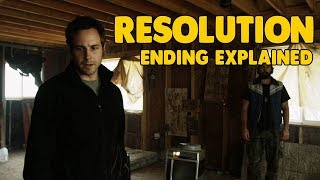 Nonton Resolution  2013  Ending Explained  Spoiler Alert  Film Subtitle Indonesia Streaming Movie Download