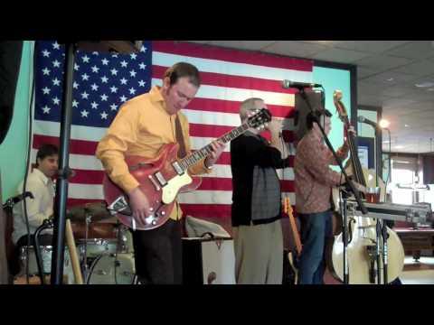 Ryan Hartt & the Blue Hearts - Traveling Mood