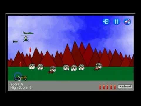 Video of Air Defense