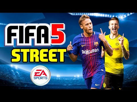SAIUU!! FIFA STREET 2018 OFFLINE PARA ANDROID E PPSSPP + MOD LITE DOWNLOAD!