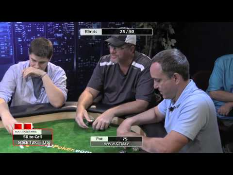 S5G4P1 CTB Chase The Bracelet   Poker Game Show by Poker On Air 8 20 15