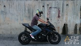 9. Kawasaki Z1000 Vance & Hines exhaust