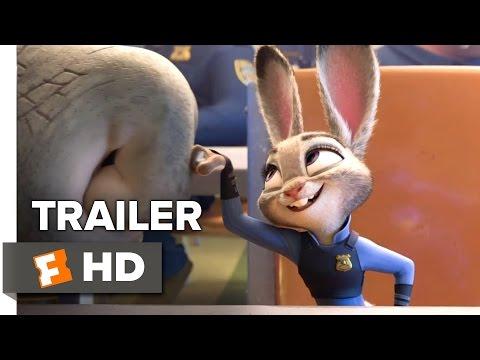 หนังใหม่ Zootopia Official Trailer 2 2016 Disney Animated Movie HD,lvEzTjuM81A,หนังใหม่,หนังเข้าโรง