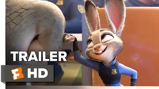Nonton Zootopia Official Trailer  2  2016    Disney Animated Movie Hd Film Subtitle Indonesia Streaming Movie Download