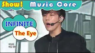 [HOT] INFINITE - The Eye, 인피니트 - 태풍 Show Music core 20161001, clip giai tri, giai tri tong hop