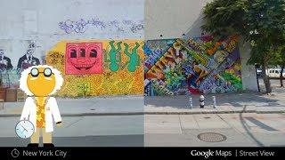 【タイムスリップができる!?】進化したGoogle mapのStreet viewがこれだ!