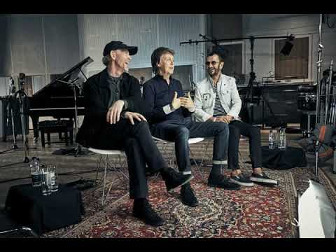 Paul,Ringo and Ron Howard - Talk about the film 'Eight Days A Week' - Radio Broadcast 14/09/2016