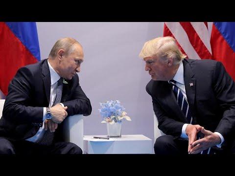 Συνάντηση Τραμπ – Πούτιν: «Από τον ψυχρό πόλεμο στην καυτή ειρήνη»…