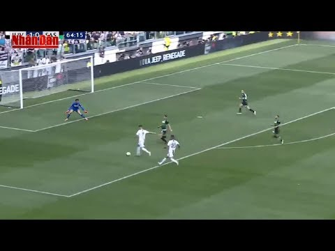 Tin Thể Thao 24h Hôm Nay: Ronaldo Dứt Điểm Lạnh Lùng, Cả Serie A Run Rẩy Trước Sức Mạnh của Juventus - Thời lượng: 9:13.