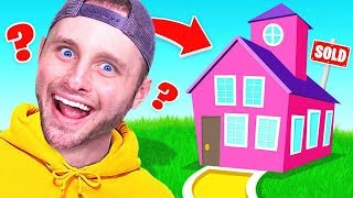 I Bought a NEW HOUSE (Game of Life)