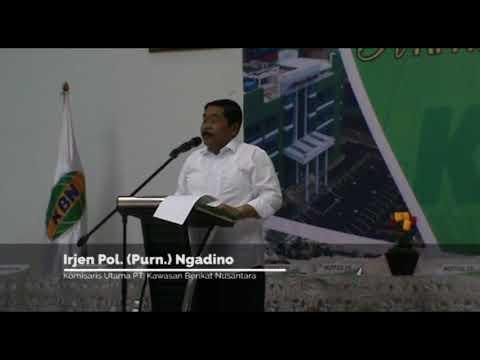 Arahan Komisaris Utama PT KBN (Persero)