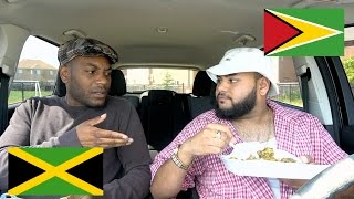 Video Jamaican gives hungry Guyanese man a driving exam MP3, 3GP, MP4, WEBM, AVI, FLV Desember 2018