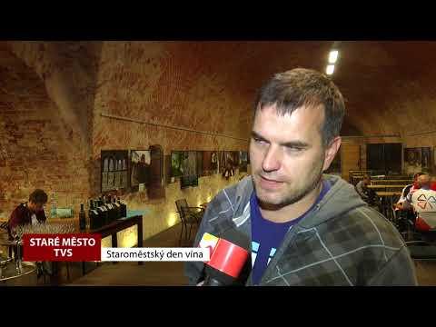 TVS: Staré Město - Den vína