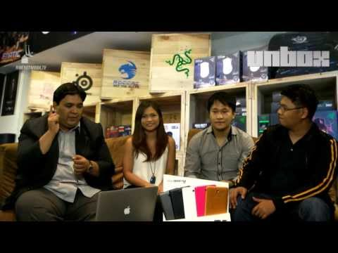 Unbox - For this episode we're joined by the gorgeous Ms. Jamie of ASUS Philippines. She shares with us their newest offering, the ASUS MeMo Pad HD7. We also check out the Galaxy Tab 3 7.0, the Sony...