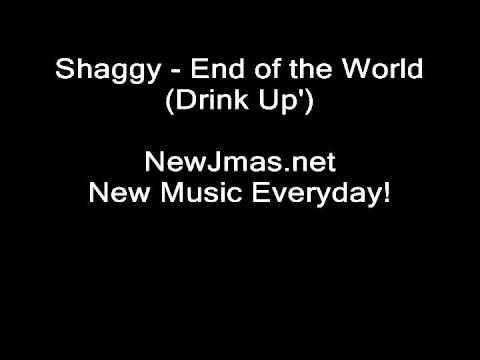 Tekst piosenki Shaggy - End of the world po polsku