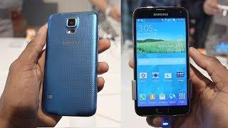 Samsung Galaxy S5 Impressions!