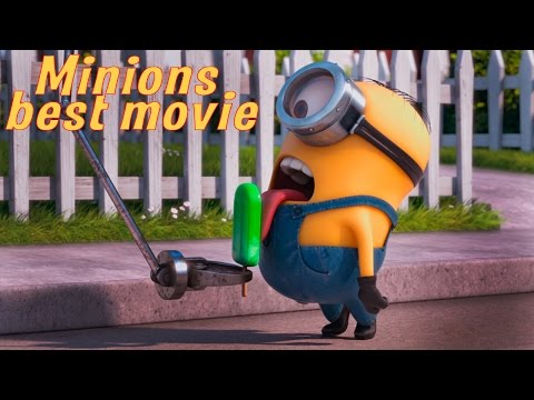Minions Funny Memorable Moments Movies And Clips Hd (episode 04)