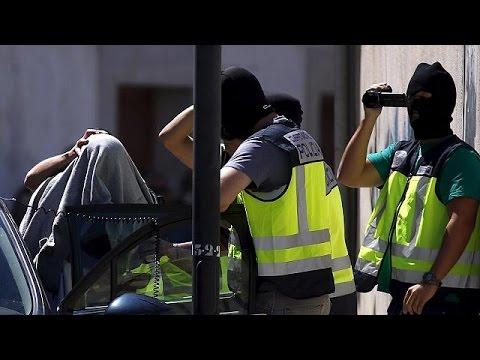 Ισπανία και Μαρόκο συνέλαβαν μέλη του Ισλαμικού Κράτους των Τζιχαντιστών