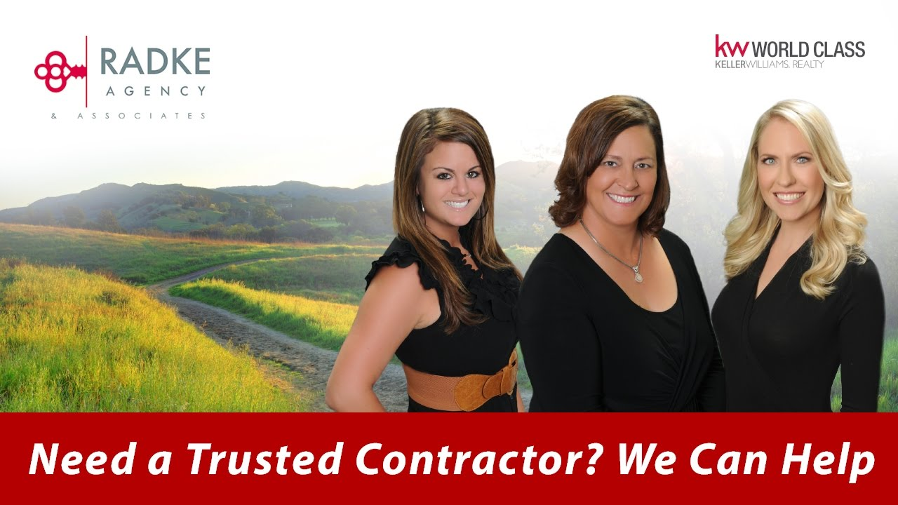 We Can Help Find Trusted Contractors