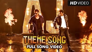 'AJ Theme Song' – Action Jackson (Video Song) | Ajay Devgn, Prabhu Dheva, Sonakshi Sinha, Manasvi