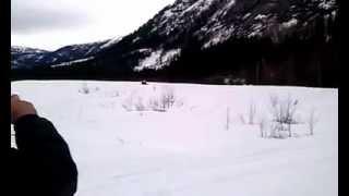9. Snowmobile Yamaha 1000cc Turbo 450hp Kronenburg ECU md35