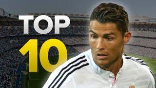 Top 10 Goalscorers 1990-2014   Cristiano Ronaldo, Zlatan Ibrahimović and more!