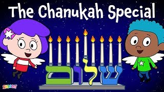 The Chanukah Shaboom! Special