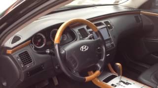 видео авто Hyundai AZERA в кредит