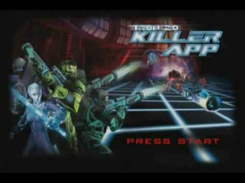tron 2.0 killer app xbox gameplay
