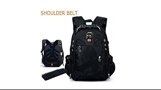 Best School Backpack Order  Waterproof Swissgear Multifunctional Waterproof Swissgear Multifunctional Backpacks Check prices here http://amzn.to/290YZnn ...