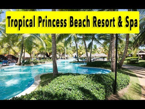 Tropical Princess Beach Resort & Spa 2018 видео