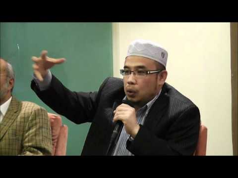 Tazkirah Dilema Melayu & Fadhilat  Ramadhan, Dr MAZA, Prof Ahmat Adam, 9 Julai 2012, London.wmv