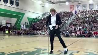 Video Kid Wins Talent Show Dancing to Michael Jackson's Billie Jean MP3, 3GP, MP4, WEBM, AVI, FLV Januari 2018