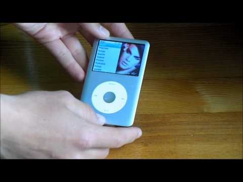 iPod Classic 6th Generation Quick Review
