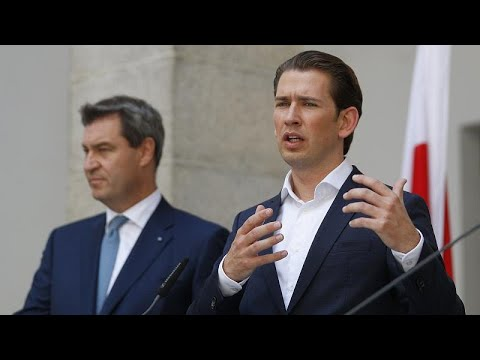 Österreich und Bayern: Einig in der Flüchtlingspoliti ...