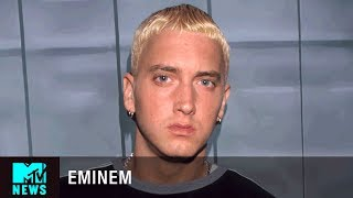 Video Eminem's Album Evolution: From 'Slim Shady EP' to 'Revival' | MTV News MP3, 3GP, MP4, WEBM, AVI, FLV Mei 2018