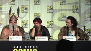 Nonton Kung Fury Comic Con Panel 2015 Film Subtitle Indonesia Streaming Movie Download
