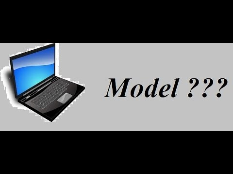 , title : 'How to find model number of any laptop or computer EASILY'