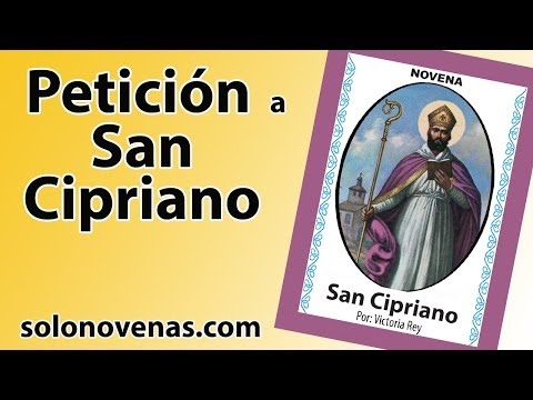 Video of San Cipriano