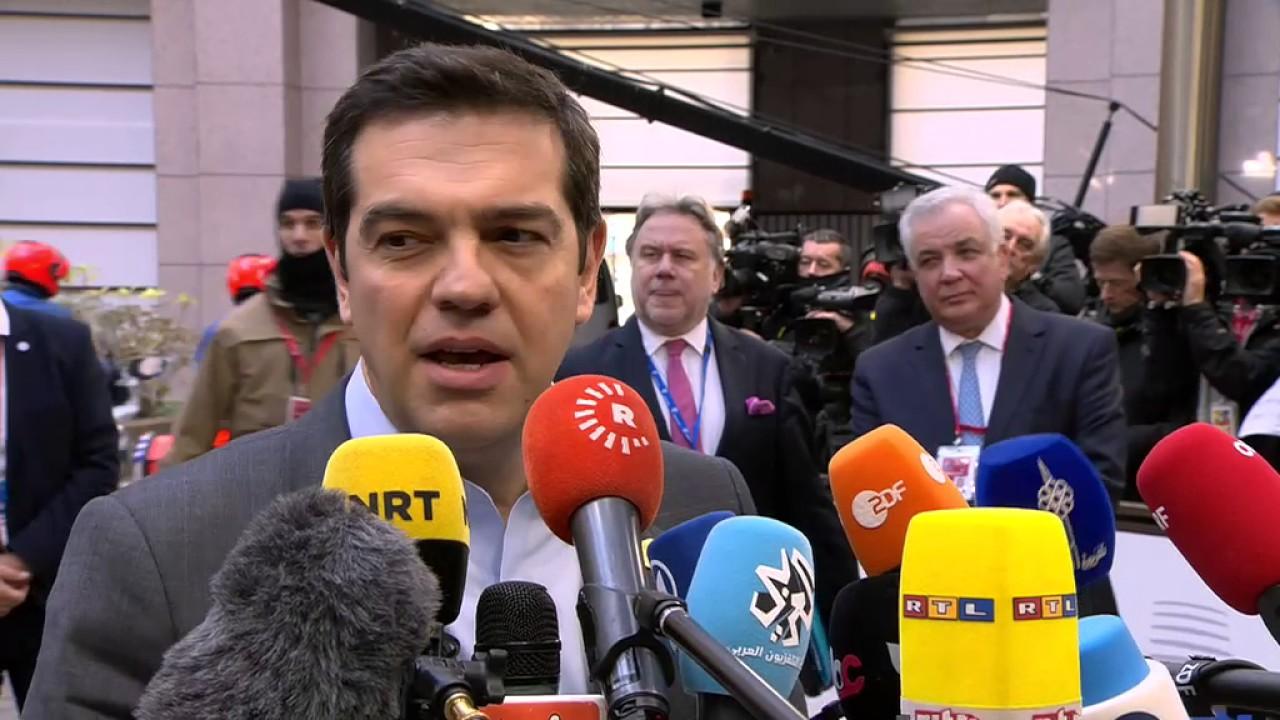 Δήλωση στη Σύνοδο Κορυφής του Ευρ. Συμβουλίου – 15-12-2016