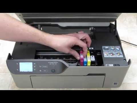 Ремонт принтера hp 3070