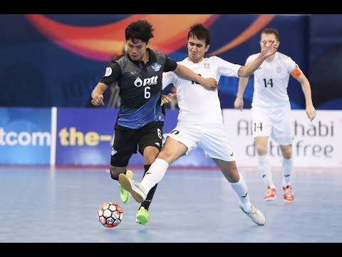 Bluewave Chonburi vs Almalyk (AFC Futsal Club Championship 2017 – Group Stage)