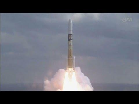Japon: la fusée H-2A place dans l'espace la sonde Hayabusa-2