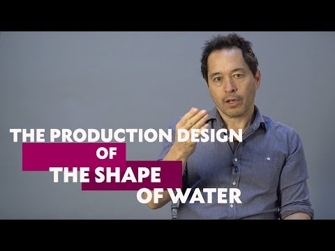 Paul Austerberry on Production Design in The Shape Of Water