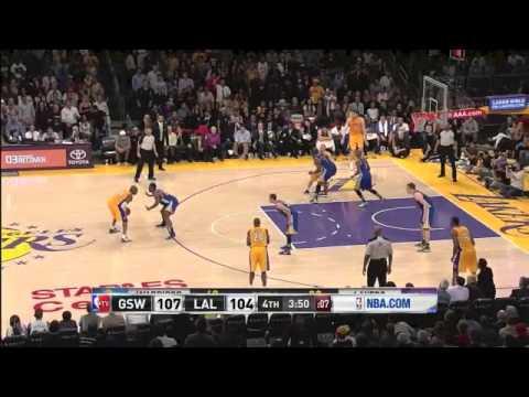 Ultima Jugada de Kobe Bryant en su carrera