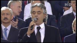 Download Lagu UEFA Champions League Andrea Bocelli Mp3