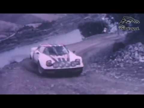 rally portugal 1976: munari e lancia stratos - binomio perfetto