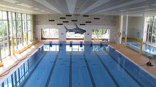 Mohelnický bazén zahajuje provoz