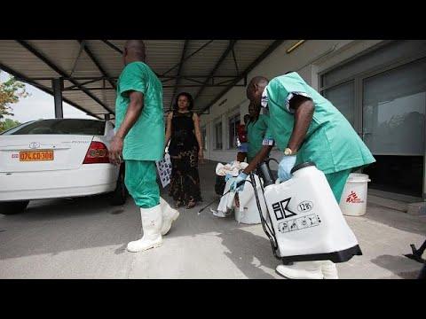 Λ.Δ Κονγκό: Νέο ξέσπασμα του Έμπολα